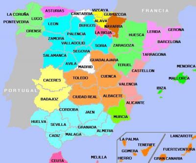 España según La Constitución.